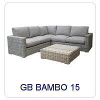 GB BAMBO 15